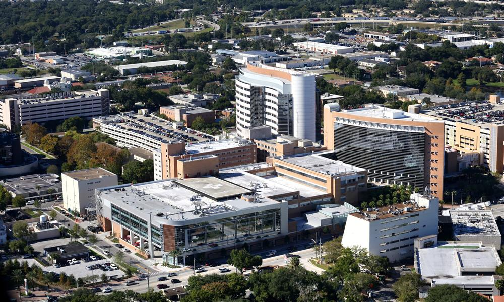 Orlando Advanced Tech Health Building