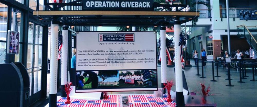 Sign Up for the Operation Giveback 5K/10K race