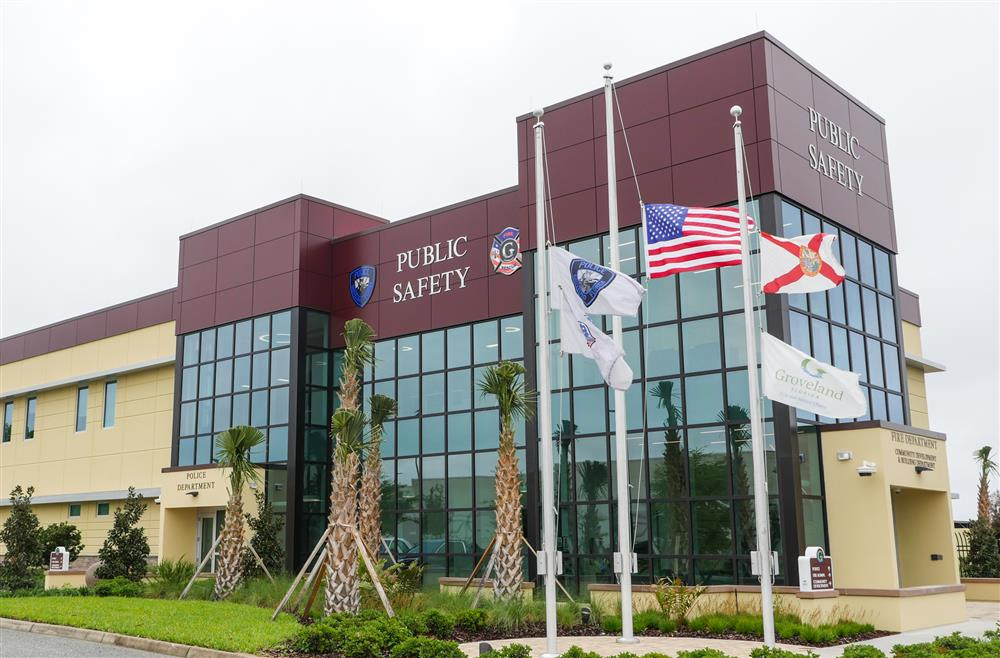 City of Groveland Public Safety Complex